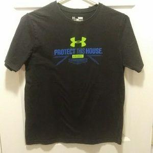 UA boy's t shirt